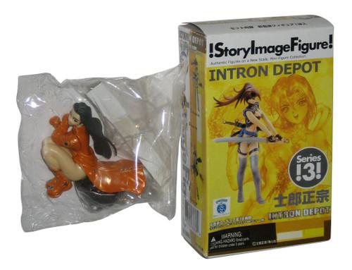 Intron Depot Story Image Series 3 Misty Yamato Toys Anime Mini Figure