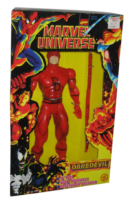 Marvel Universe Daredevil 10-Inch Toy Biz Poseable Action Figure