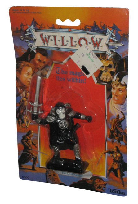 Willow General Kael Evil Commander 3 Inch Tonka Action Figure