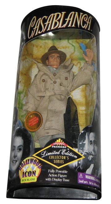 Casablanca Hollywood Icon Rick Blaine Exclusive Premiere Movie Figure