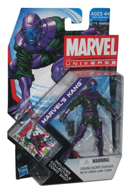 Marvel Universe Series 4 Kang Hasbro Action Figure #15