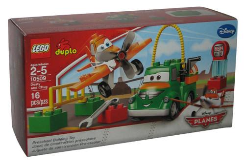 LEGO Duplo Disney Planes Dusty and Chug Building Toy Set 10509