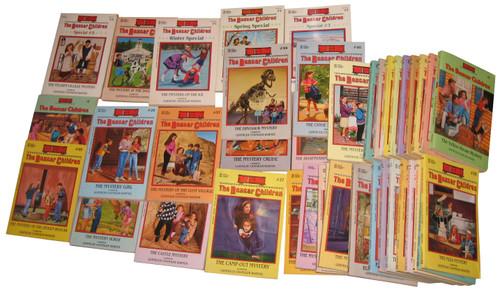 The Boxcar Children Kids Children Book Lot - (43 Books) - Gertrude Chandler Warner