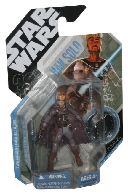 Star Wars 30th Anniversary McQuarrie Series Han Solo Figure #7