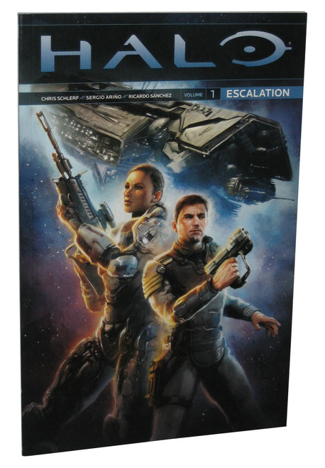 Halo Escalation Volume 1 Video Game Paperback Book