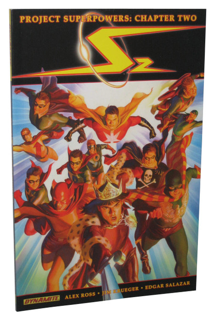 Project Superpowers Chapter 2 Volume 1 Paperback Book - (Alex Ross)