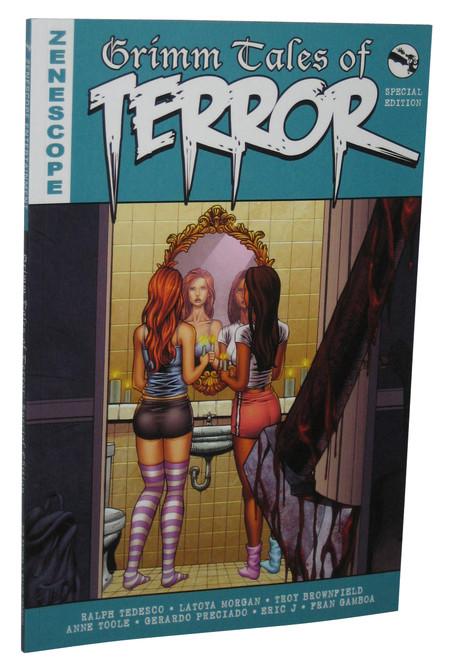 Grimm Tales of Terror Paperback Book - (Ralph Tedesco)