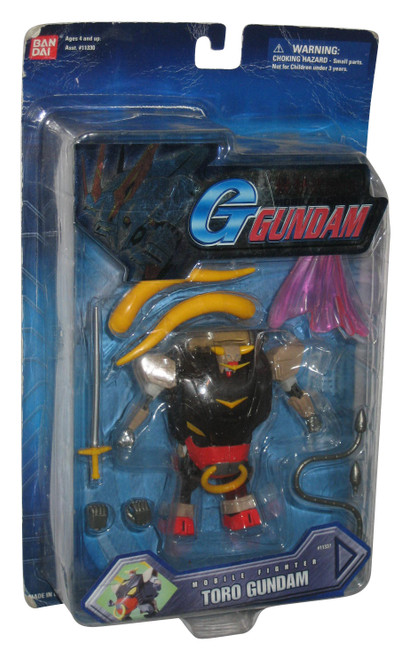 G Gundam Mobile Fighter Toro (2002) Bandai Anime Action Figure