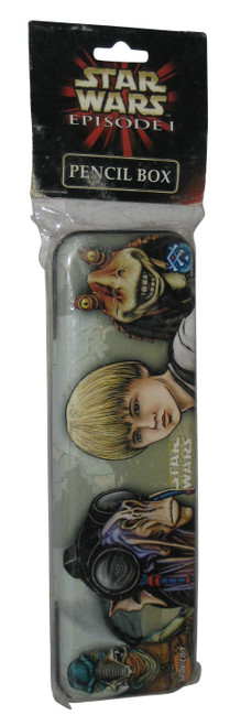 Star Wars Episode I Anakin Sebulba Jar Jar Binks Pencil Case