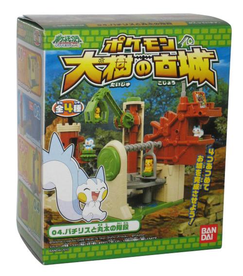 Pokemon Taiki Castle Japan Bandai (2010) Mini Figure Play Set #4