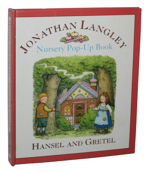 Hansel and Gretel (Nursery Pop-Up) Hardcover Book  - (Jonathan Langley)