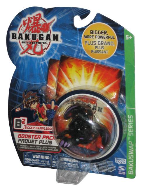 Bakugan Battle Brawlers (2008) Bakuswap Series Spin Master Booster Pack Toy