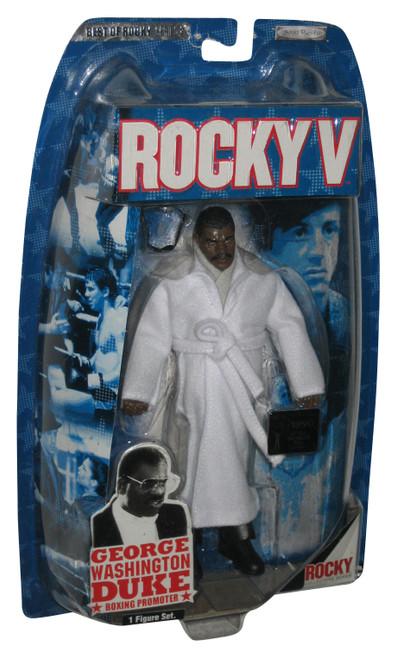 Rocky V George Washington Duke Boxing Promotor Jakks Pacific Figure