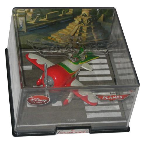 Disney Store Planes El Chupacabra 1:43 Die-Cast Toy Plane w/ Plastic Case