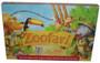 Zoofari Childrens Jungle Safari Animals Board Game - (ZooMania Games)