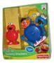 Fisher-Price Sesame Street Tummy Time Pals Children Kids Toy - (18M-3Y)
