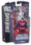 DC Super Heroes Justice League Unlimited Superman Figure w/ Red Steel Bar (Purple Card)