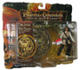 Pirates of The Carribean Will Turner Zizzle Figure w/ Cannibal Bone Cage