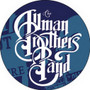 The Allman Brothers Band Logo Button B-1788