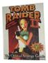 Tomb Raider II Dimension Eidos Lara Croft Strategy Guide Book