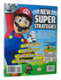 Nintendo New Super Mario Bros. Official Players Strategy Guide Book