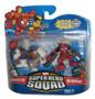 Marvel Superhero Squad Taskmaster & Deadpool Figure Set