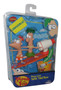 Disney Phineas and Ferb Surfin' Tidal Wave Figure Set - (Jakks Pacific)