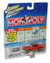 Johnny Lightning Monopoly Orange Chance Die-Cast Toy Car w/ Token