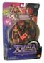 Xena Warrior Princess Gabrielle Toy Biz Figure w/ Spinning Attack Staff