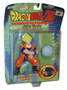 Dragon Ball Z The Saga Continues S.S. Goku Blasting Energy Irwin Toys Figure