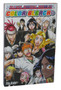 Bleach+ Color Official Bootleg Anime Manga Paperback Book