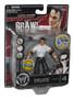 WWE Build N Brawl Series 4 Deuce Deluxe Jakks Pacific Figure w/ Screen Piece