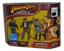 Indiana Jones And Kingdom of The Crystal Skull Figure Set #1 - (Commemorative DVD Collection)