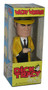 Dick Tracy Funko Wacky Wobbler Bobblehead Figure