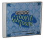 Cartoon Network Groovin' Toons Kids Children Music CD