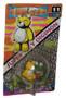 Digimon Monzaemon & Numemon Japan Superduty Mini Figure Set #11