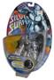 Marvel Silver Surfer Toy Biz Action Figure w/ Cosmic Star Blaster