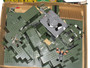 Blockmen Military Building Toy System P.O.W. Camp 3682 - (Incomplete)