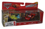 Disney Cars Race-O-Rama Gift Pack Luigi / Guido & Tar Lightning McQueen Set