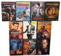 Action Movie DVD Lot - (10 DVDs) - (Steven Seagal / Sylvester Stallone / Van Damme)