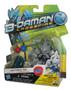 Bomberman B-Daman Crossfire BD-02 Lightning Fin Hasbro Figure