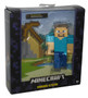 Minecraft Mining Steve with Pickaxe (2015) Mattel 5 Inch Figure