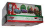 Disney Cars 2 Movie That's Amore Die-Cast Toy Car Set - (Guido / Luigi / Uncle Topolino / Lightning)