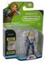 World of Nintendo Legend of Zelda Sheik Toy Figure w/ Harp Accessory