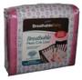 Breathable Geo Girl Infant Bedding Girls Pink Baby Mesh Crib Liner