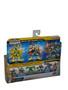 Marvel Super Hero Squad Mighty Avenger Thor, Loki & Destroyer Figure Set 3-Pack