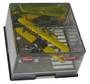 Disney Store Planes Lead Bottom 1:43 Die-Cast Toy Plane w/ Plastic Case