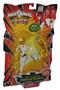 Power Rangers Jungle Fury Master (2008) Bandai Yellow Cheetah Action Figure