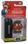 World of Nintendo Super Mario Bros. (2016) Jakks Pacific Goomba Figure -