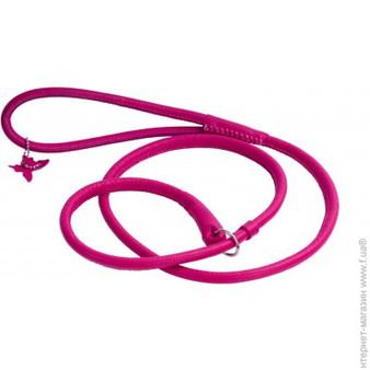 Leather Lead-Halter Pink